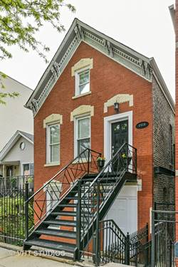 1416 N Greenview, Chicago, IL 60642 Wicker Park