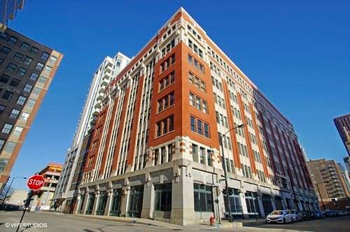 732 S Financial Unit 416, Chicago, IL 60605 South Loop