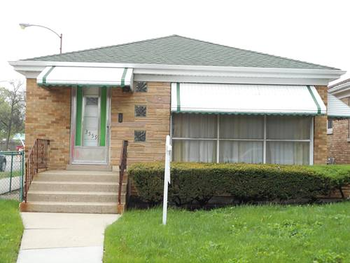 3559 N Normandy, Chicago, IL 60634