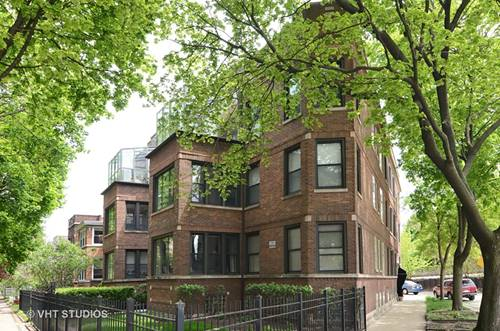 4677 N Virginia Unit 1N, Chicago, IL 60625 Lincoln Square
