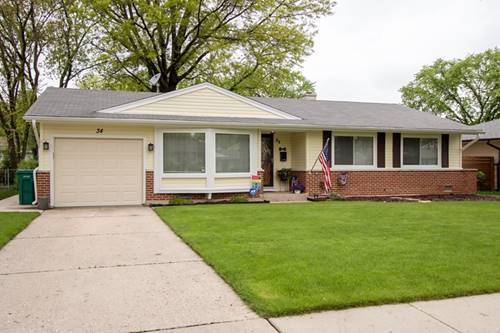34 Evergreen, Elk Grove Village, IL 60007