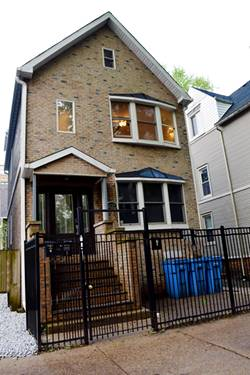 3139 N Paulina Unit 2F, Chicago, IL 60657 West Lakeview