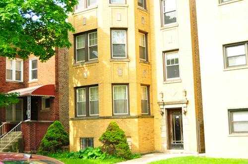 6240 N Rockwell, Chicago, IL 60659