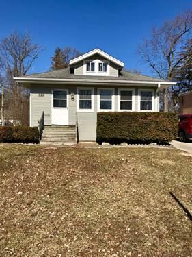322 W Loy, Lombard, IL 60148