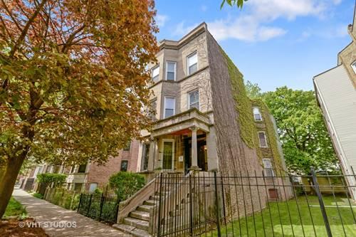 1526 N Oakley, Chicago, IL 60622 Wicker Park