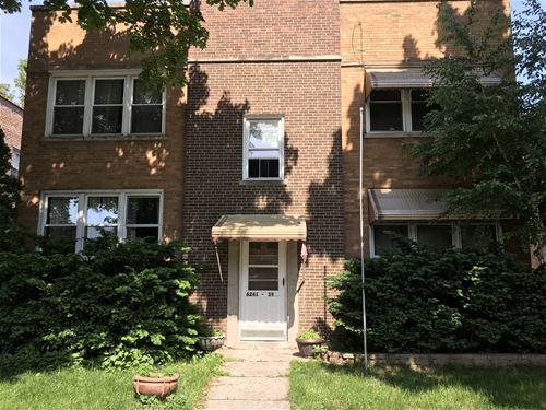 6241 N Kedzie Unit 2N, Chicago, IL 60659