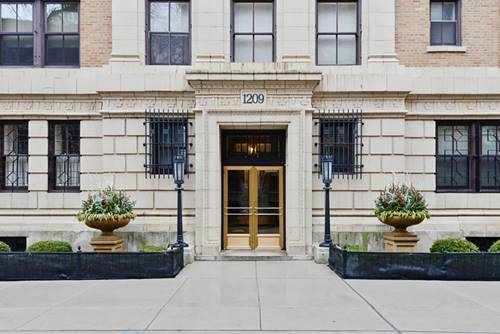 1209 N Astor Unit 15S, Chicago, IL 60610 Gold Coast
