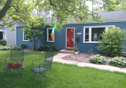 1206 Campbell, Wheaton, IL 60189