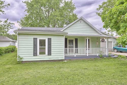 101 S 2nd, Fisher, IL 61843