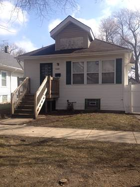 11627 S Wallace, Chicago, IL 60628