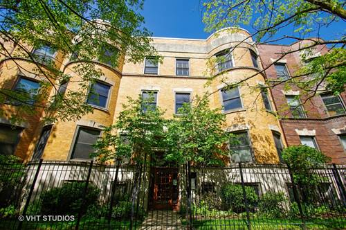 4342 N Kenmore Unit G, Chicago, IL 60613 Uptown