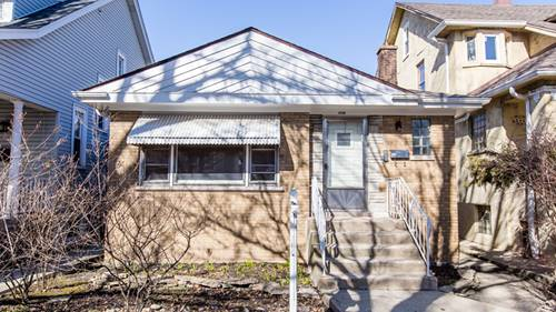 4740 N Campbell, Chicago, IL 60625 Lincoln Square