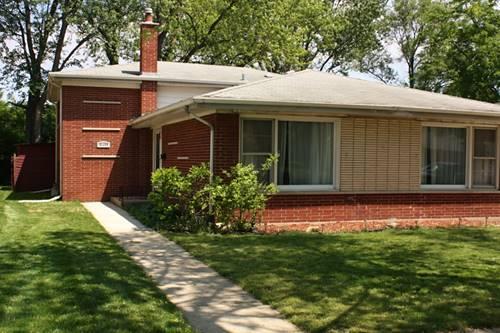 10409 Linder, Oak Lawn, IL 60453