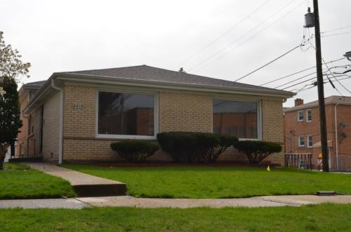 4815 N Rutherford, Chicago, IL 60656