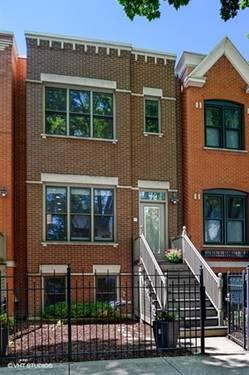 1854 N Wilmot, Chicago, IL 60647 Bucktown