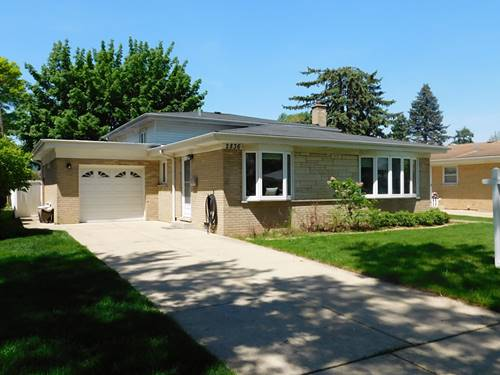 2836 Downing, Westchester, IL 60154