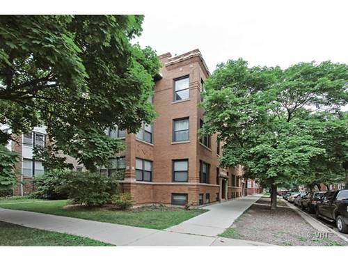 3052 W Sunnyside Unit 1, Chicago, IL 60625 Ravenswood