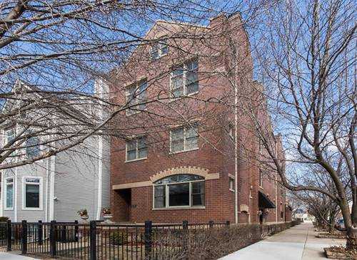 1400 W George Unit 3, Chicago, IL 60657 Lakeview