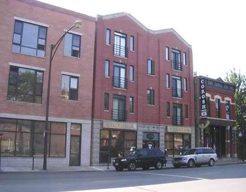 1070 N Milwaukee Unit 3S, Chicago, IL 60642 Noble Square