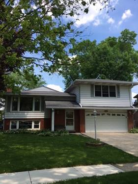 2014 E Wintergreen, Mount Prospect, IL 60056