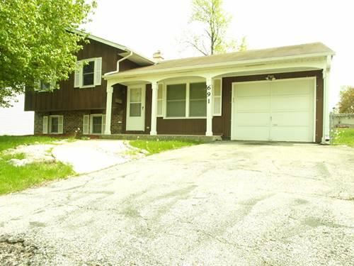 691 Armitage, Glendale Heights, IL 60139
