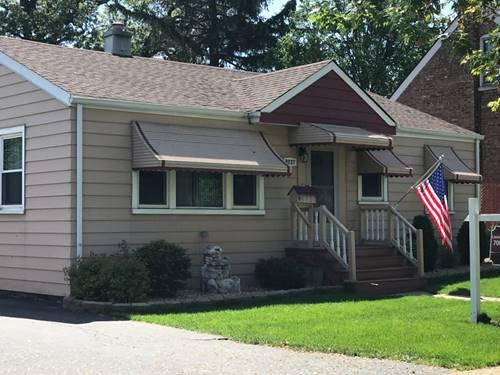 9237 S 54th, Oak Lawn, IL 60453