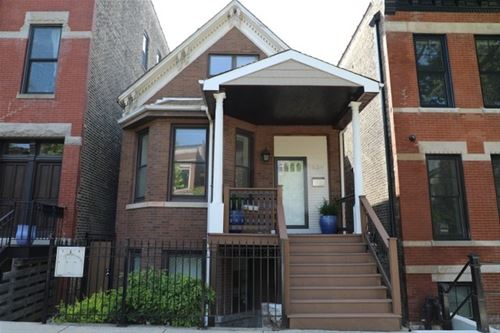 1634 N Winchester Unit 1, Chicago, IL 60607 Bucktown