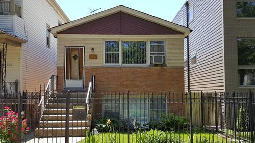 3331 W Belle Plaine, Chicago, IL 60618