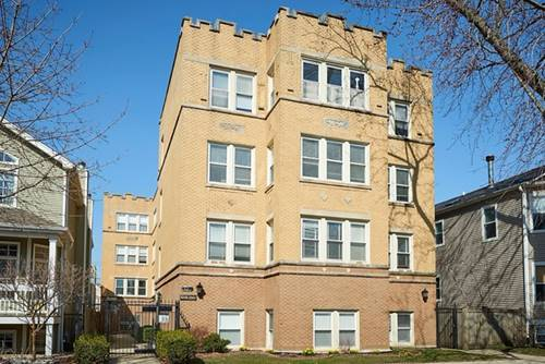5060 N Claremont Unit 2W, Chicago, IL 60625 Ravenswood