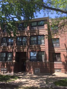 2204 W Berteau Unit 2, Chicago, IL 60618 North Center