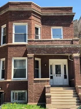 6115 S Evans Unit 2, Chicago, IL 60637