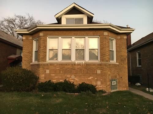 8929 S Bishop, Chicago, IL 60620