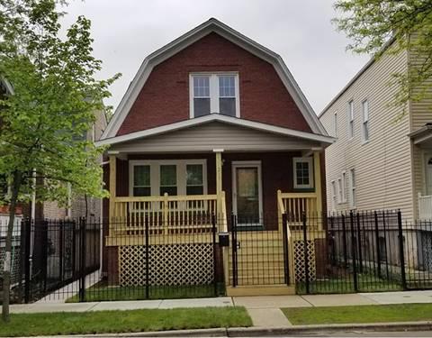 4217 W Augusta, Chicago, IL 60651
