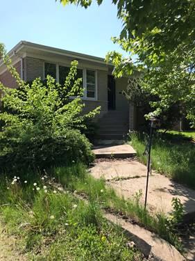 587 Calhoun, Calumet City, IL 60409