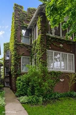 4415 N Spaulding, Chicago, IL 60625