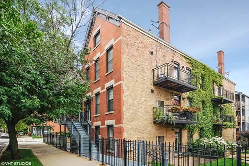 1920 W Dickens Unit 2R, Chicago, IL 60614 Bucktown