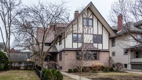 166 N Ridgeland, Oak Park, IL 60302