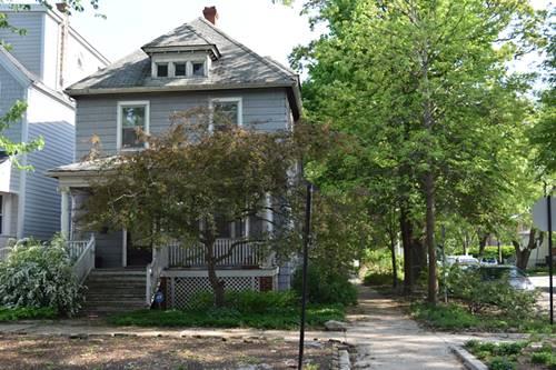 2325 W Cullom, Chicago, IL 60618 North Center