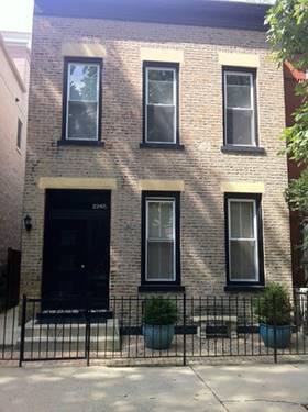 2246 N Magnolia Unit COACH, Chicago, IL 60614 West Lincoln Park