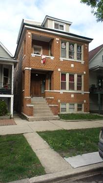 4625 S Albany, Chicago, IL 60632