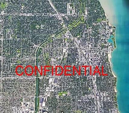 9999 Confidential, Evanston, IL 60201