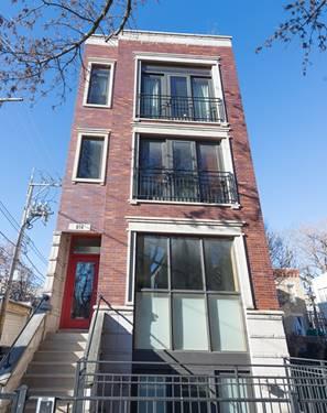 814 N Winchester Unit 1, Chicago, IL 60622 Noble Square