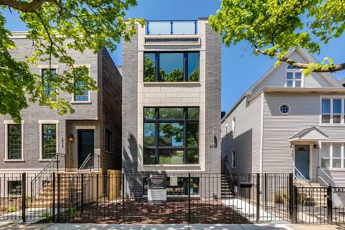 2736 N Marshfield, Chicago, IL 60614 West Lincoln Park