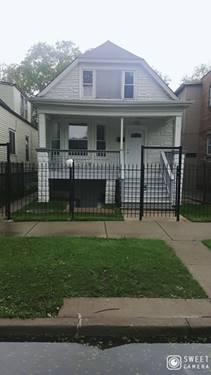 7204 S Artesian, Chicago, IL 60629