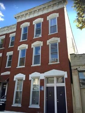 1479 W Huron Unit 2R, Chicago, IL 60642 Noble Square