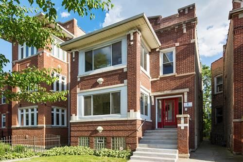 2655 W Leland Unit 2, Chicago, IL 60625 Lincoln Square