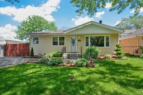 15239 La Crosse, Oak Forest, IL 60452