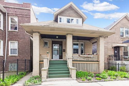 4453 N Bernard, Chicago, IL 60625
