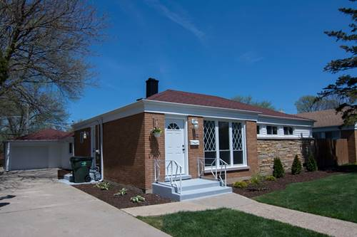7006 Wilson, Morton Grove, IL 60053