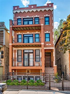 1930 N Halsted Unit 3, Chicago, IL 60614 Lincoln Park
